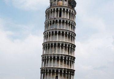 همه چیز راجع به برج کج پیزا