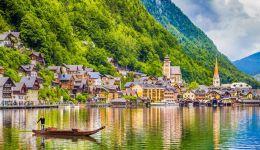 اتریش کشوری که به بهشت معروف است