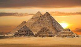 همه چیز درباره اهرام مصر(مجموعه جیزه)