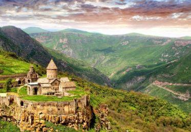 بهترین نقاط دیدنی ارمنستان