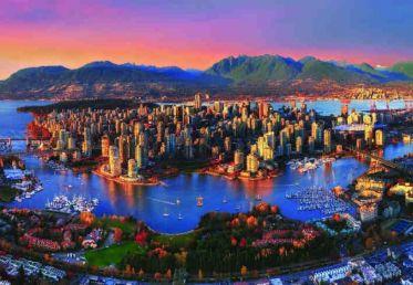 بهترین نقاط دیدنی و شهرهای کانادا
