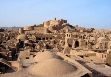 شگفت انگیز ترین بنای خشتی جهان